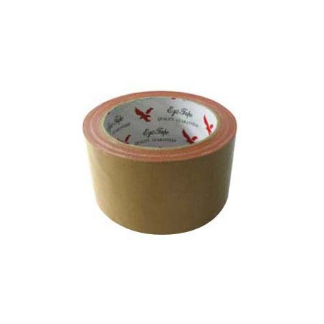 "EGO Packing Cloth Tape 2.5""x10yds Brown"