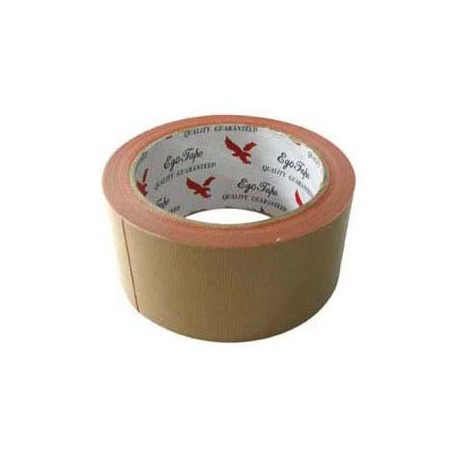 "EGO Packing Cloth Tape 2""x10yds Brown"