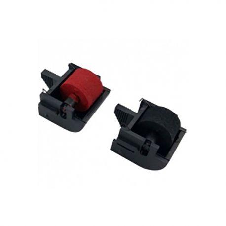 Ink Roller For Kobell EC-12 /Uchida Elec. Checkwriter Black/Red