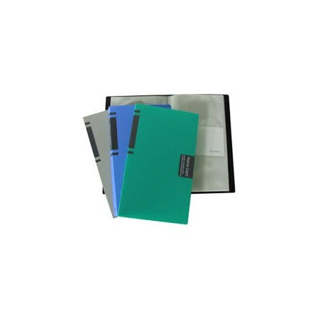 Comix SC430 Name Card Holder 240's Blue