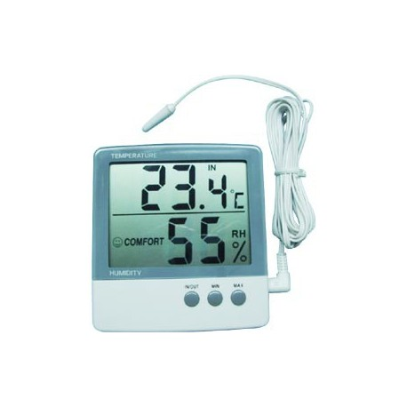 THS305 Temperature & Humidity Thermometer
