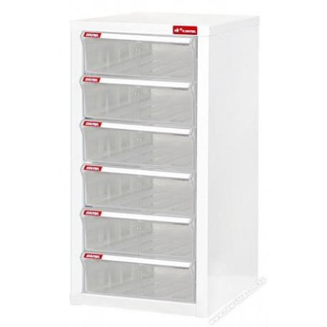 Shuter A4-106H Desktop Cabinet With 6-Drawer