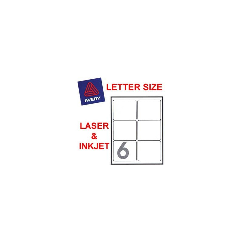 Avery 5164 Mailing Labels 84 7mmx101 6mm 600's White
