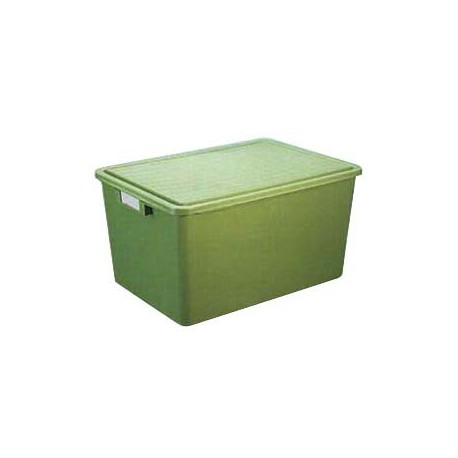 Red A Plastic Container W625mmxH330mmxD450mm