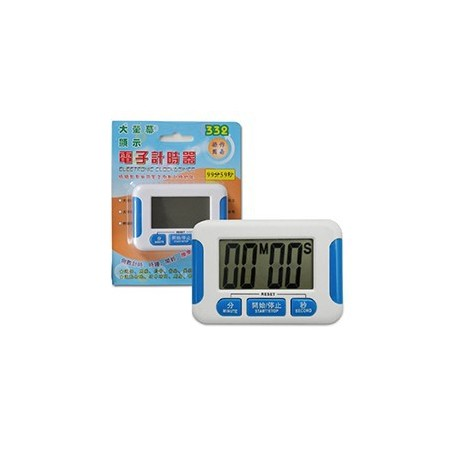BK-332 Electronic Clock & Timer