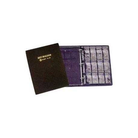 Globe 201 Key Holders Book 72's Black