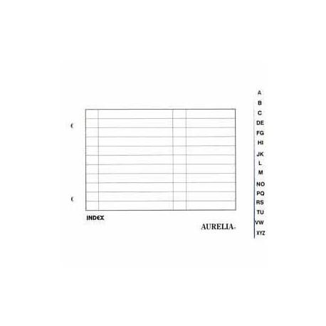 Paper Index Divider A-Z A5