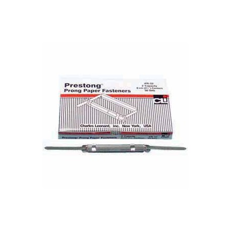 Prestong R-32 銀色快勞鐵夾 8厘米 50個