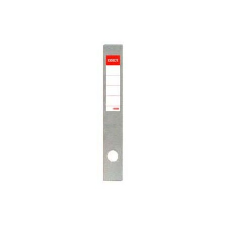 "Esselte PVC Lever Arch File A4 2"" Grey"