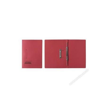 Rexel Jiffex Paper Folder F4 Red
