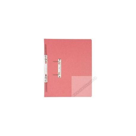 Rexel Jiffex Paper Folder F4 Pink