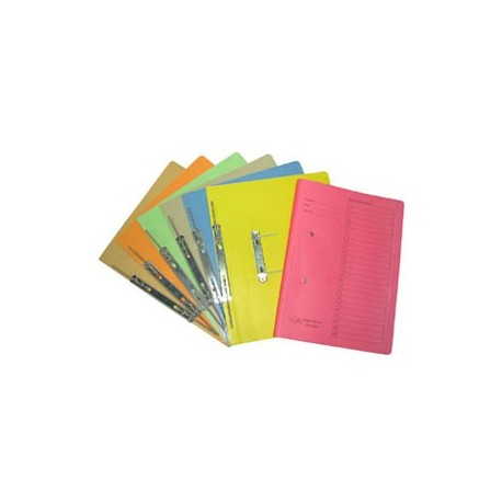 Mortar Board Transfer File F4 Beige/Blue/Green/Orange/Pink/Yellow