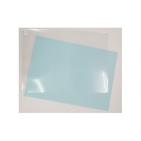 Database E-430 Plastic Folder A3 Clear