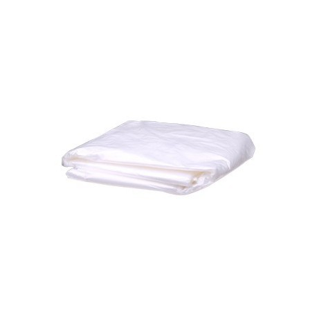 "PE Garbage Bag 24""x24"" 100's White"