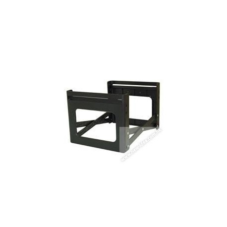 MIT 828 Hanging File Rack A4/F4 Black