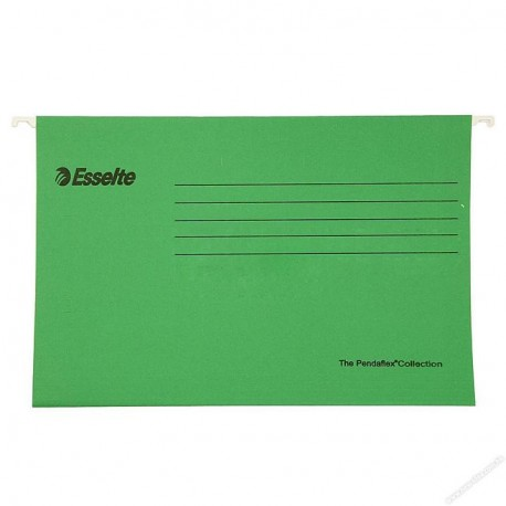 Esselte Pendaflex Hanging File F4 25's Light Green