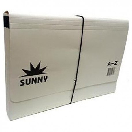 Sunny Expanding Wallet A-Z