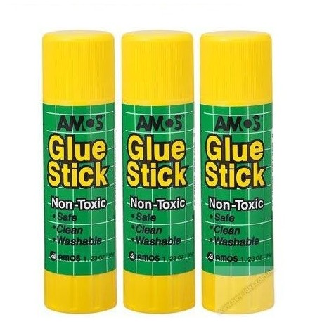 Amos Glue Stick Large 35g