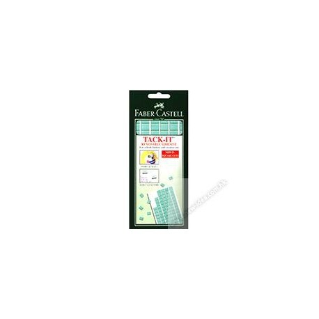 Faber Castell 187091 Tack-It Pack 75g