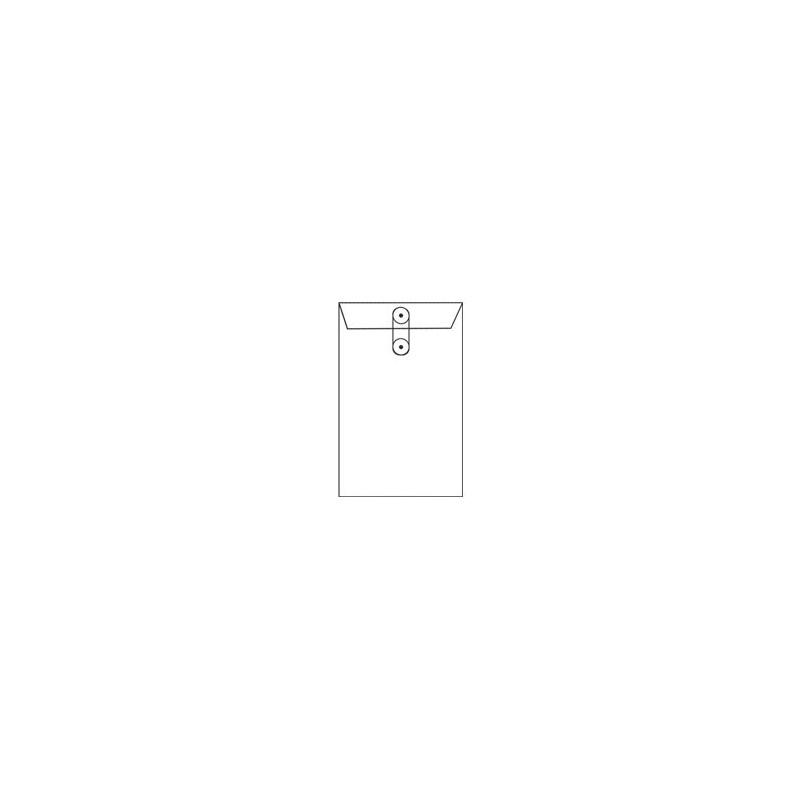 "Envelope w/String 9""x12"" White"