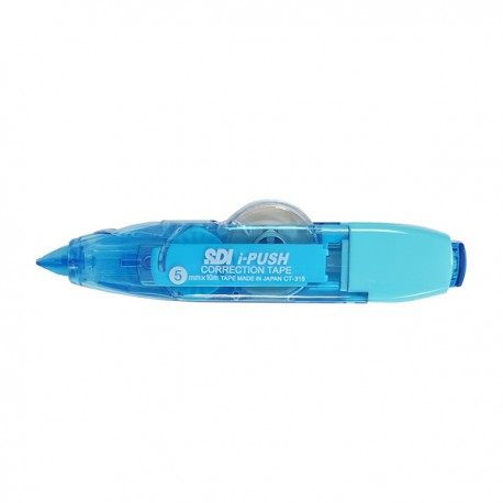 SDI CT-305 Refillable Correction Tape 5mmx10M
