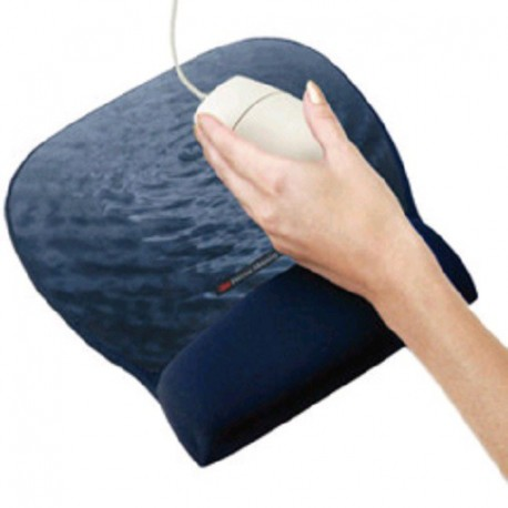 3M MW311 Mouse Pad w/Gel Wrist Rest