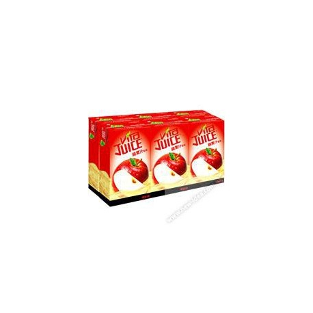 Vita Apple Juice 250ml 6Paper-packed