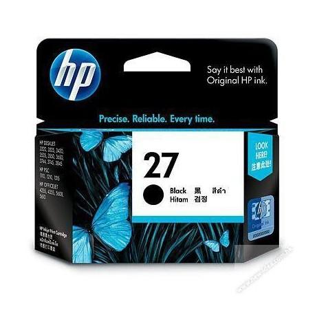 HP C8727A 27 Ink Cartridge Black