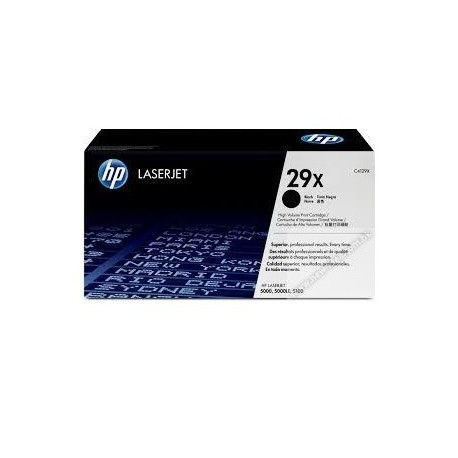 HP C4129X 29X Toner Cartridge Black