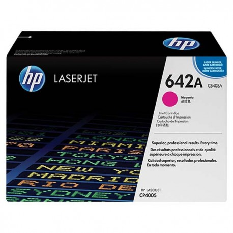 HP CB403A 642A Toner Cartridge Magenta