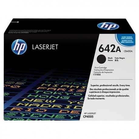 HP CB400A 642A Toner Cartidge Black
