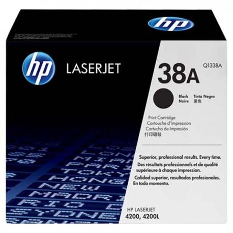 HP Q1338A 38A Toner Cartridge Black