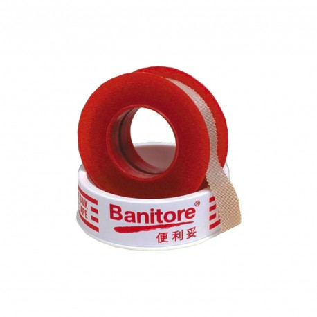 "Banitore Acetate Silk Plaster 1""x5M"