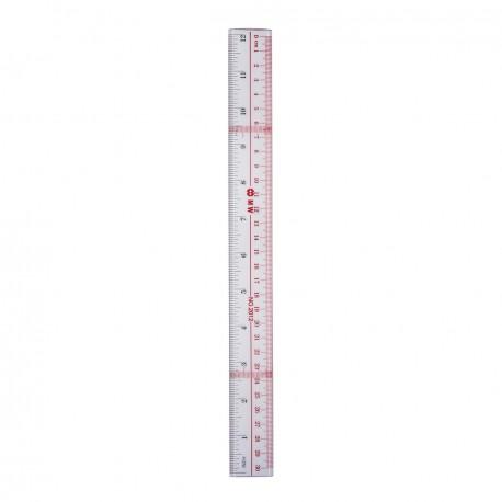 """MW Plastic Ruler 12"""""""