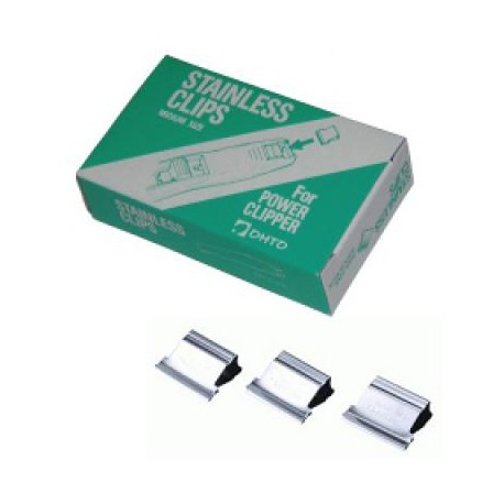 OHTO GGS-5S Stanless Clip For PC-5S Small 50's