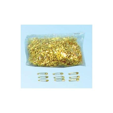 "Safe Pin 3/4"" 1000's Golden"