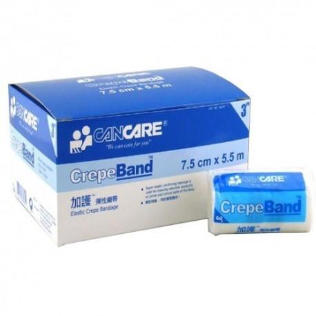 """Cancare Elastic Crepe Bandage 3"""""""