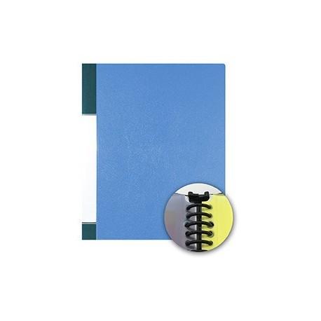 Database 3020 可加頁活頁資料簿 A4 20頁 藍色
