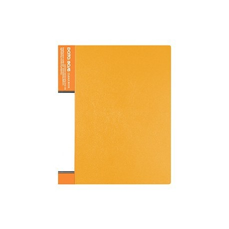 Database MT20 Clear Holder A4 20Pages Yellow