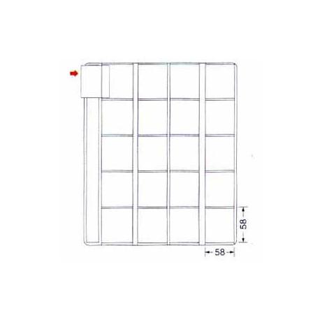 NCL SRS-20 Slide Holder Refill 5Sheets
