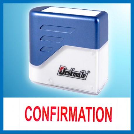 Deskmate KE-C05 CONFIRMATION Pre-Inked Chop