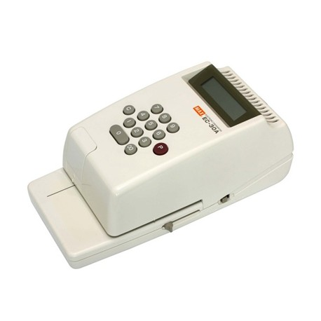 Max EC-30A Electronic Checkwriter 10 Digits
