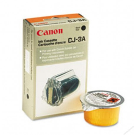 Canon CJ-3A BP Series Calculator Ink Cartridge Black