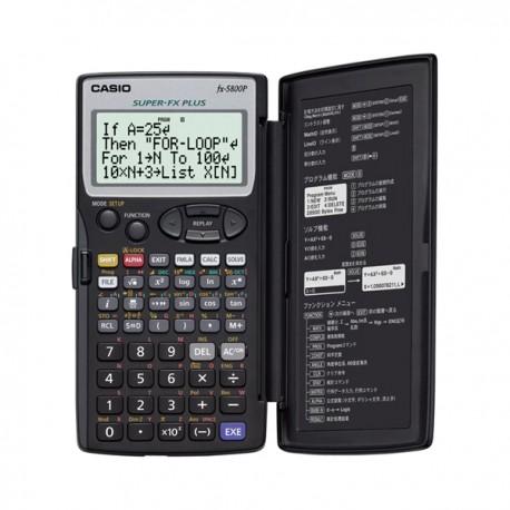Casio 卡西歐 FX-5800P 計算機 12位