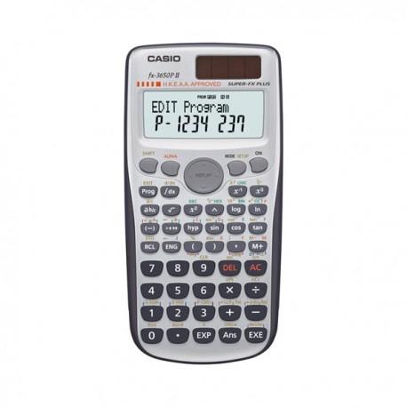 Casio 卡西歐 FX-3650P II 科研計算機 10位