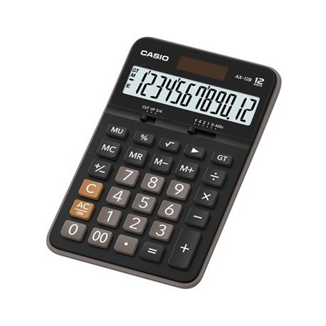 Casio AX-12B Calculator 12 Digits