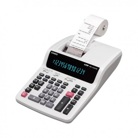 Casio DR-140R 2-color Print Calculator 14 Digits