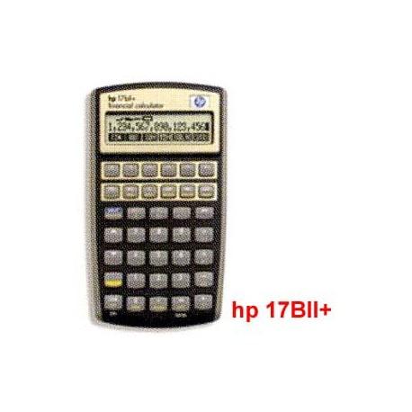 HP 17BII+ Financial Calculator 10 Digits
