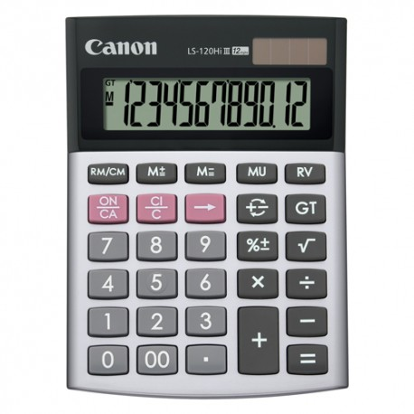 Canon LS-120HI III Calculator 12 Digits