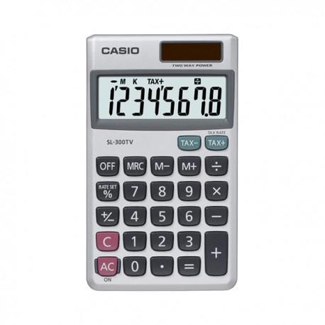 Casio SL-300TV Calculator 8 Digits